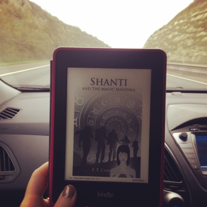Shanti Kindle Roadtrip