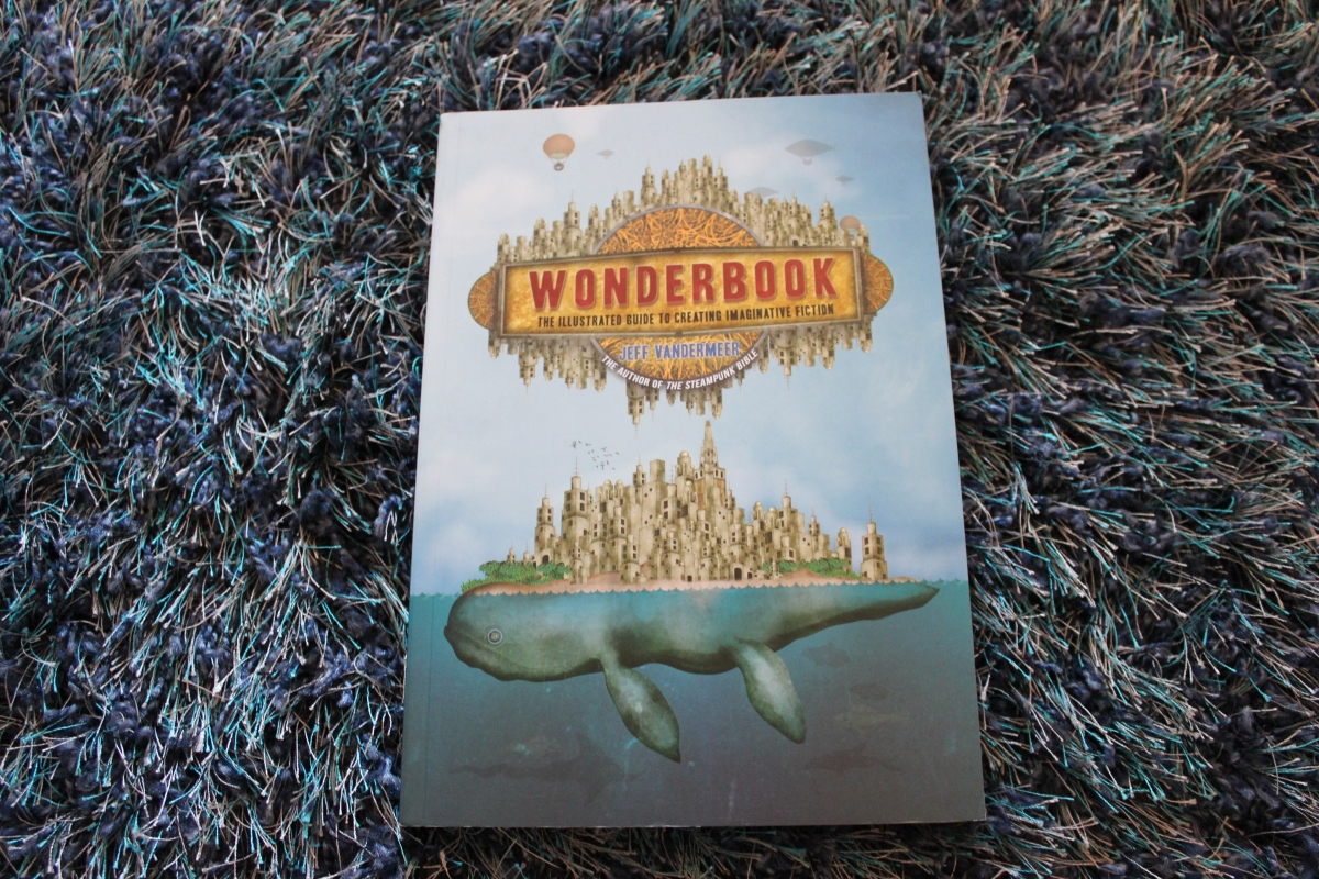 Bookshelf Beauty - Wonderbook