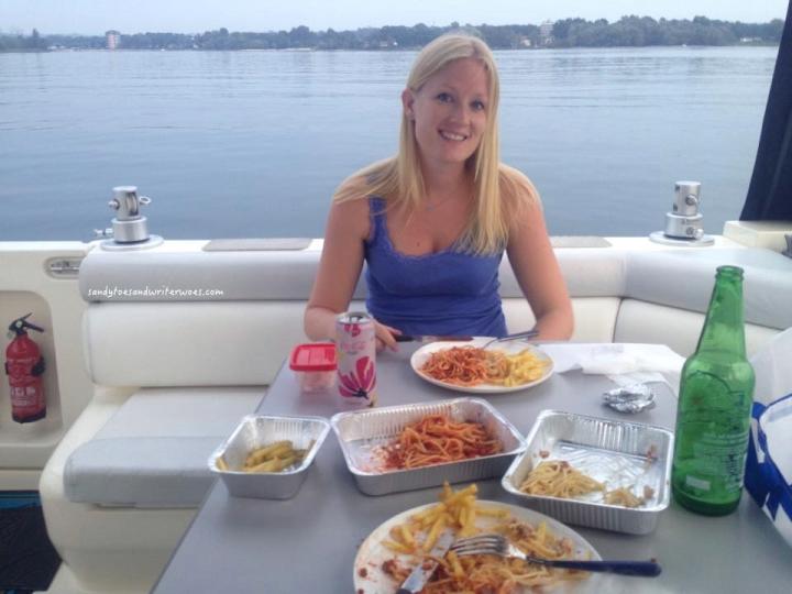 dinner-afloat
